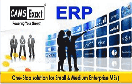 CAMS-Exact ERP Software