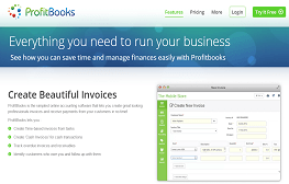 Profitbooks Invoicing Software