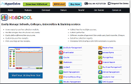 HDSchool Software