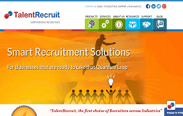 TalentRecruit Software