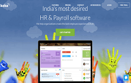 Keka HR Payroll Platform Software