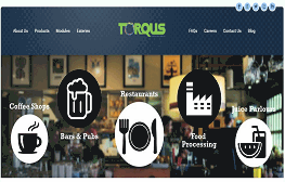 Torqus POS Software
