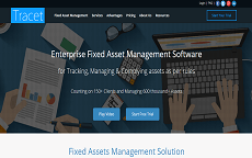 Tracet - Fixed Asset Management Software