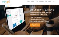 WorkPro Software