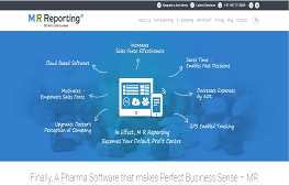 E-Tech's MR Reporting Software