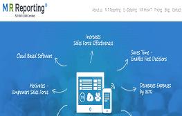 E-Tech's MR Reporting Software