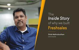 FreshSales.io Software