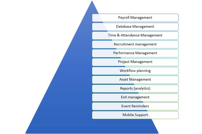HRIS software   Human Resource Information Software