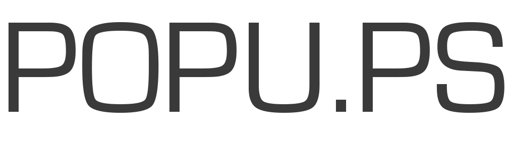 Popu Ps Software