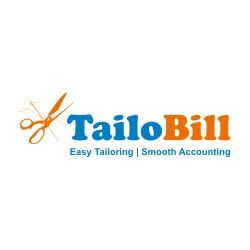 Logo for TailoBill - Perfect Tailoring Software