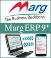 Logo-MARG ERP 9+ Hardware and Paint Software