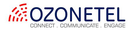 Ozonetel Kookoo Software