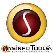 Logo-SysInfo PST Password Recovery Tool
