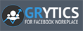 Grytics for Facebook Workplace Software