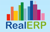 Logo for Real ERP